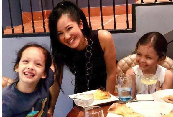 Hong Nhung made a remarkable statement when her ex-husband