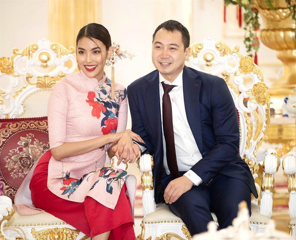 Choáng với cuộc sống làm dâu trong gia tộc giàu có của Lan Khuê 7