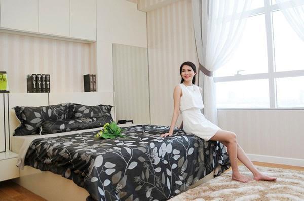 Lộ ảnh bên trong biệt thự xa hoa của Hoa hậu Đặng Thu Thảo 3
