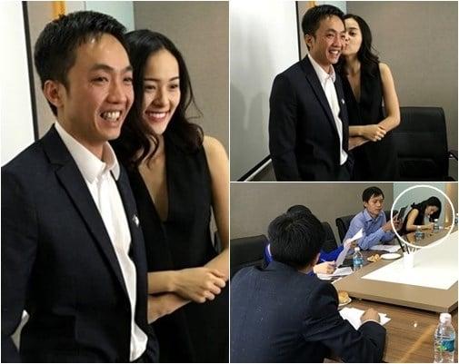 Hạ Vi tiết lộ bí mật bất ngờ khi Cường đô la hạnh phúc bên Đàm Thu Trang 3