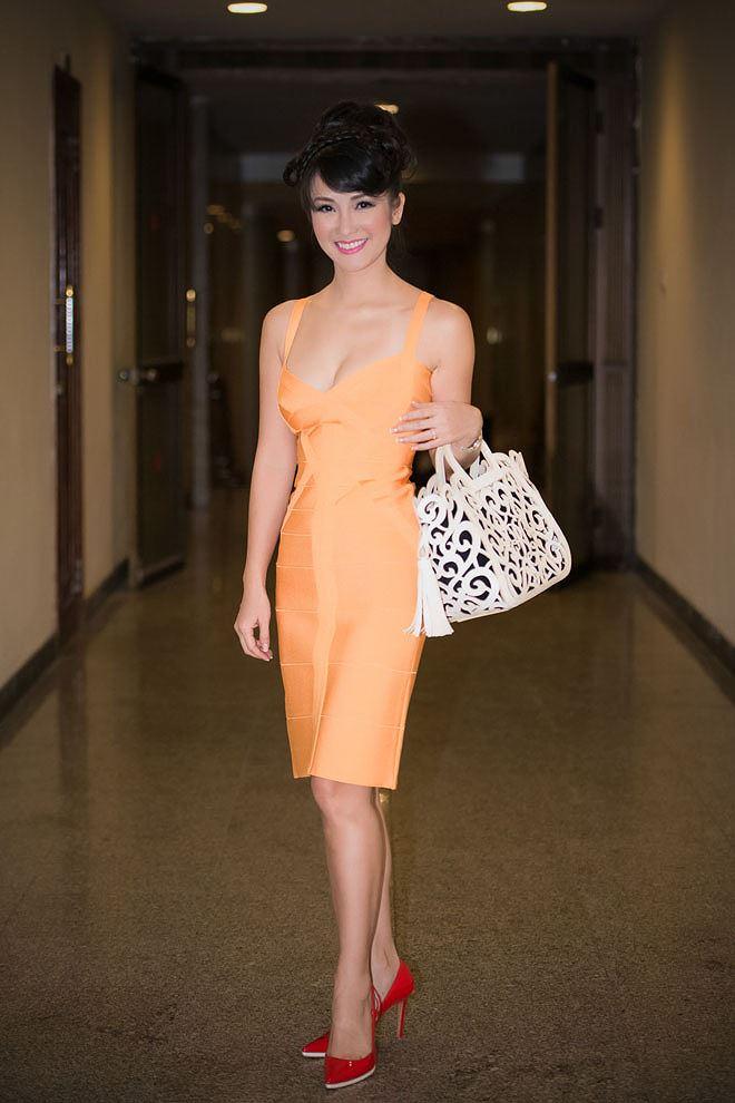 Diva Hồng Nhung khoe vẻ đẹp nóng bỏng bất chấp thời gian 5