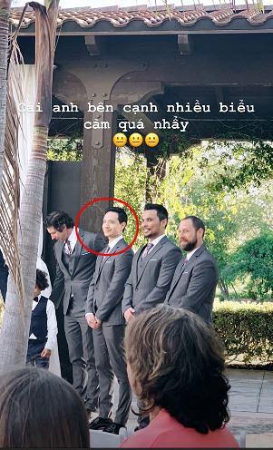 Hồ Ngọc Hà háo hức đi dự đám cưới có Kim Lý là phù rể 3