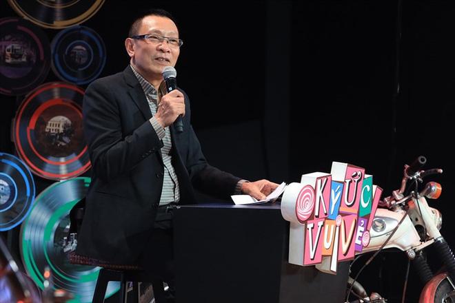 MC Lại Văn Sâm thú nhận điều bất ngờ về ông Park trên truyền hình 1