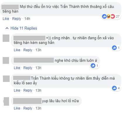 Trấn Thành khiến khán giả bức xúc vì lạm dụng tiếng Hàn từ Hari Won 2