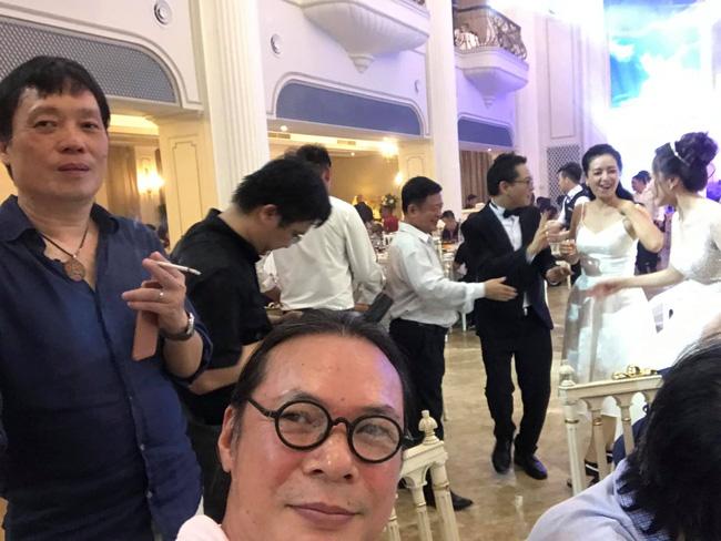 Nghệ sĩ Việt phát ngôn không kiêng nể trong đám cưới lần 3 của NSND Trung Hiếu 2