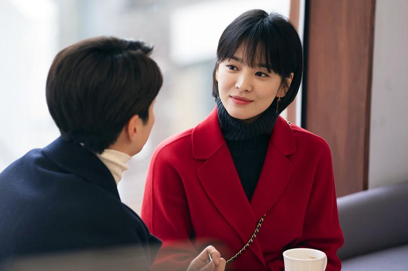 Song Hye Kyo chính thức ra mặt 'phủ đầu' chồng trước tin đồn ly hôn 1