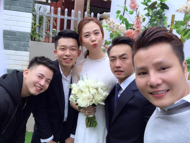 Đàm Thu Trang ẩn ý về hạnh phúc trước đám cưới với Cường đô la 2
