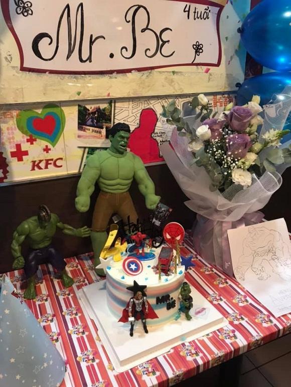 Chí Nhân, Thu Quỳnh cùng tổ chức sinh nhật cho con trai nhưng lại tránh mặt nhau 1