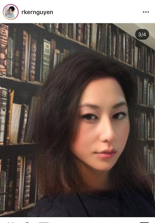 Rocker Nguyễn 'chuyển giới' làm con gái, dân mạng nức nở vì quá xinh 1