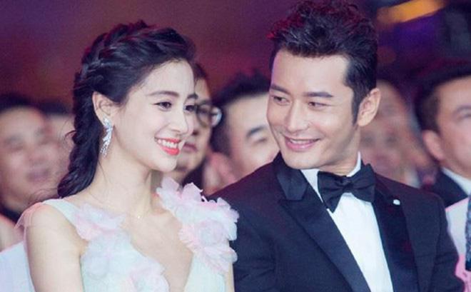 Rộ tin Huỳnh Hiểu Minh và Angela Baby phân chia tài sản ly hôn? 2