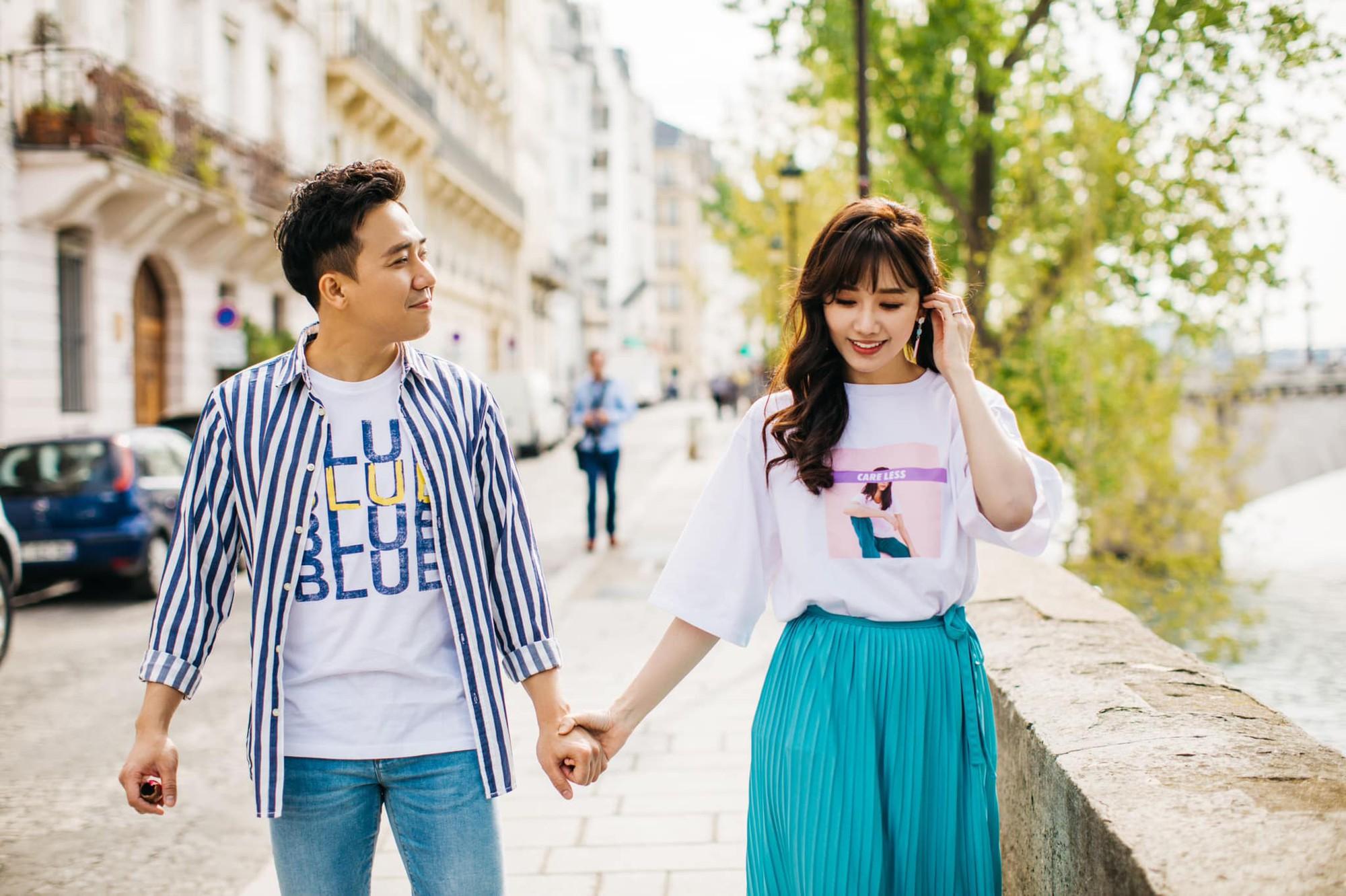 Trấn Thành vừa tung ảnh với Hari Won, fan lan truyền chóng mặt 2