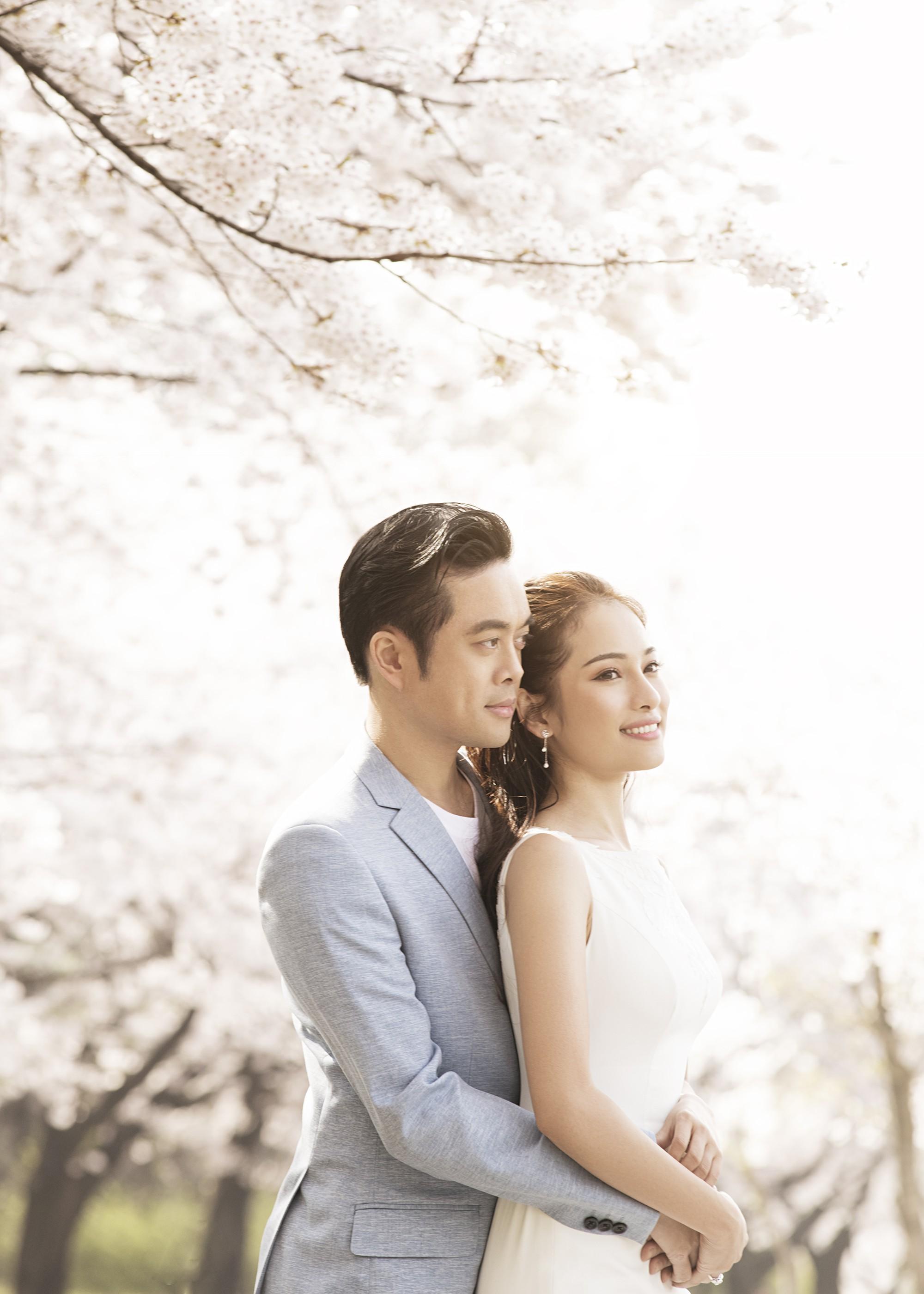 Ngắm ảnh cưới đẹp như mơ của Dương Khắc Linh và bạn gái Sara Lưu 5