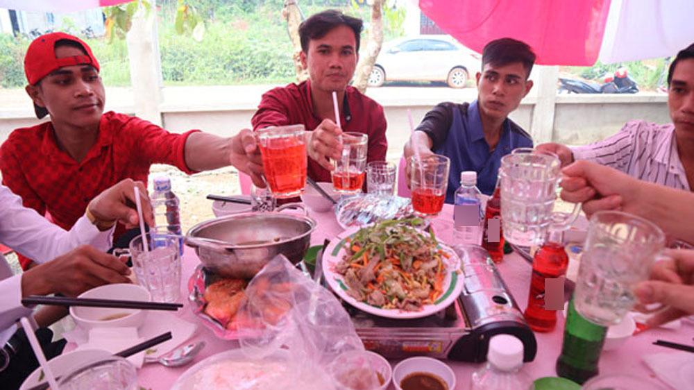 Đám cưới hơn 40 mâm không rượu bia ở Bình Phước gây xôn xao 1