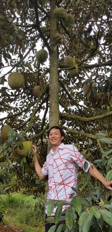 Hoài Linh đi tông đúng chất nông dân về thăm rẫy khiến fan nức nở 2
