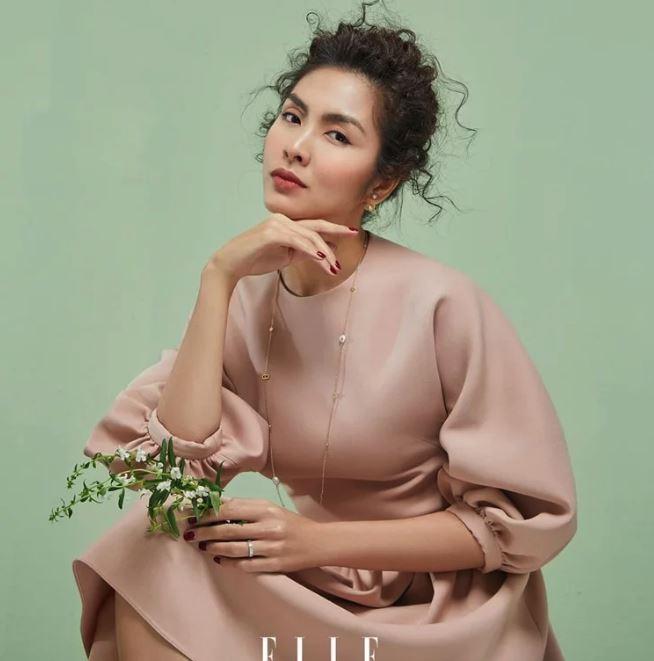 Tăng Thanh Hà khẳng định vẻ đẹp 'ngọc nữ' bất chấp thời gian 4