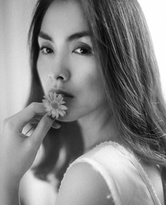 Tăng Thanh Hà khẳng định vẻ đẹp 'ngọc nữ' bất chấp thời gian 1