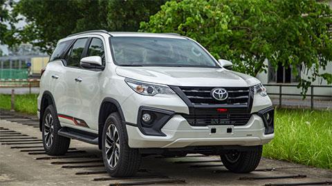 Ra mắt Toyota Fortuner lắp ráp, giá cao hơn phiên bản nhập khẩu 1