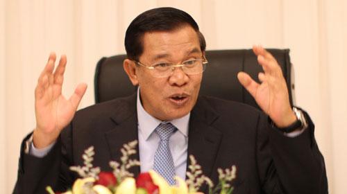 Thủ tướng Campuchia lên tiếng về phát biểu của ông Lý Hiển Long về Việt Nam 1
