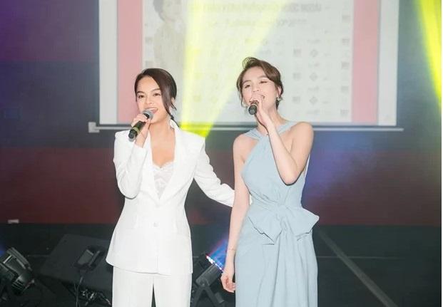 Phạm Quỳnh Anh, Bảo Anh 'chạm mặt' tại sự kiện của Ngọc Trinh 2