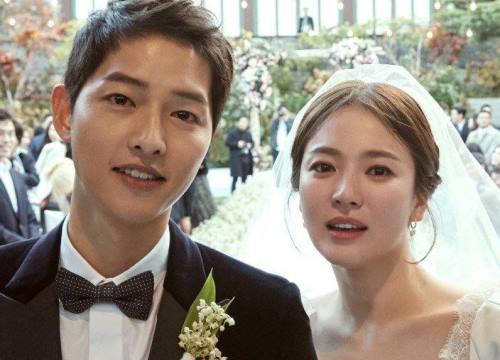 Lần cuối cùng Song Joong Ki nói về Song Hye Kyo trước khi đệ đơn ly hôn 2