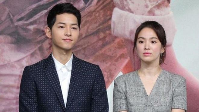 Lần cuối cùng Song Joong Ki nói về Song Hye Kyo trước khi đệ đơn ly hôn 1