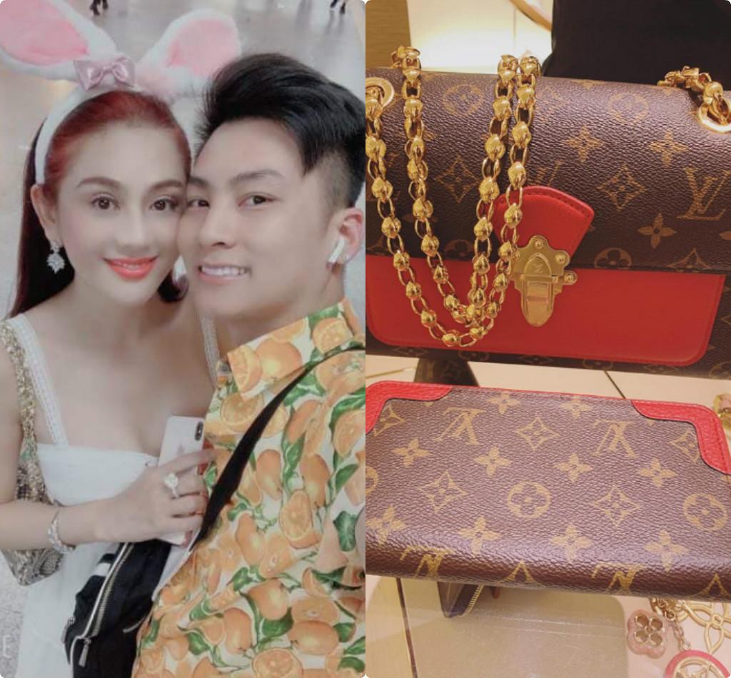 Lâm Khánh Chi 'số hưởng' khi được chồng hết tặng nhẫn kim cương đến hàng hiệu 2