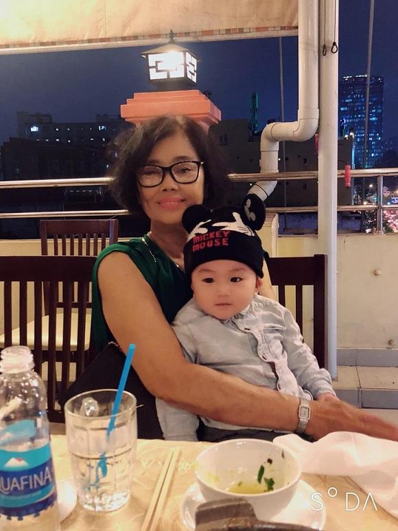 Lâm Khánh Chi phát ngôn gây chú ý khi khoe ảnh con trai kháu khỉnh 2