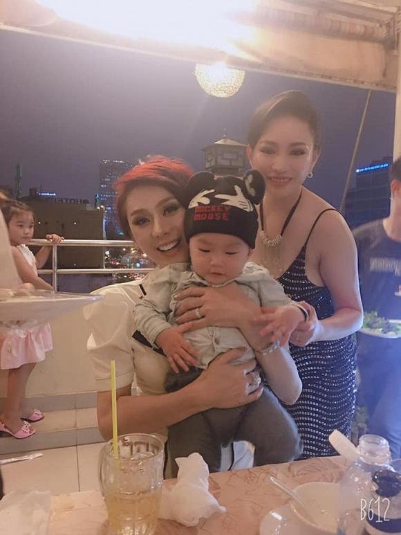 Lâm Khánh Chi phát ngôn gây chú ý khi khoe ảnh con trai kháu khỉnh 1