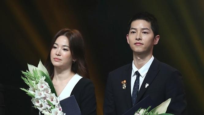 Song Hye Kyo vượt lên top 1 vì câu nói tiên đoán kết cục hôn nhân với Song Joong Ki 2