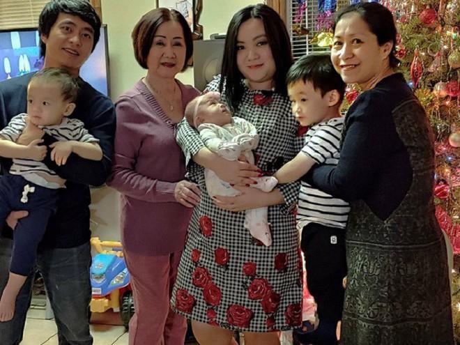 'Bé' Xuân Mai trải lòng về cuộc sống sau khi sinh 3 con với chồng Việt Kiều 2
