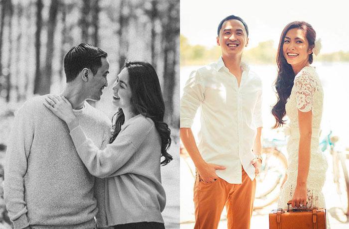 Tăng Thanh Hà khéo giữ chồng khi luôn biết cách nịnh Louis Nguyễn 3