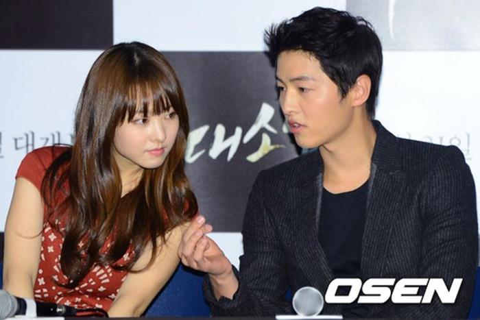 3 cô gái liên quan đến Song Joong Ki đem đến muộn phiền cho Song Hye Kyo 1