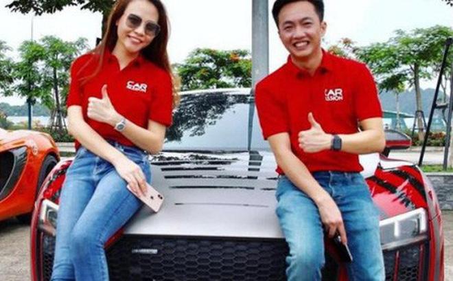 Cường đô la 'chơi lớn' đầu tư khủng cho siêu xe vượt cả ông Đặng Lê Nguyên Vũ 3