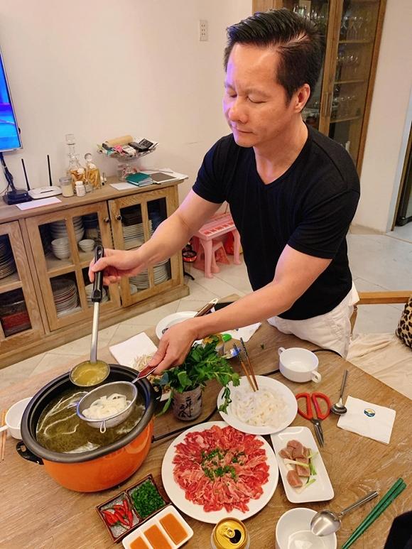 Phan Như Thảo khoe được chồng đại gia chăm sóc từ 'chân tơ kẽ tóc' 2