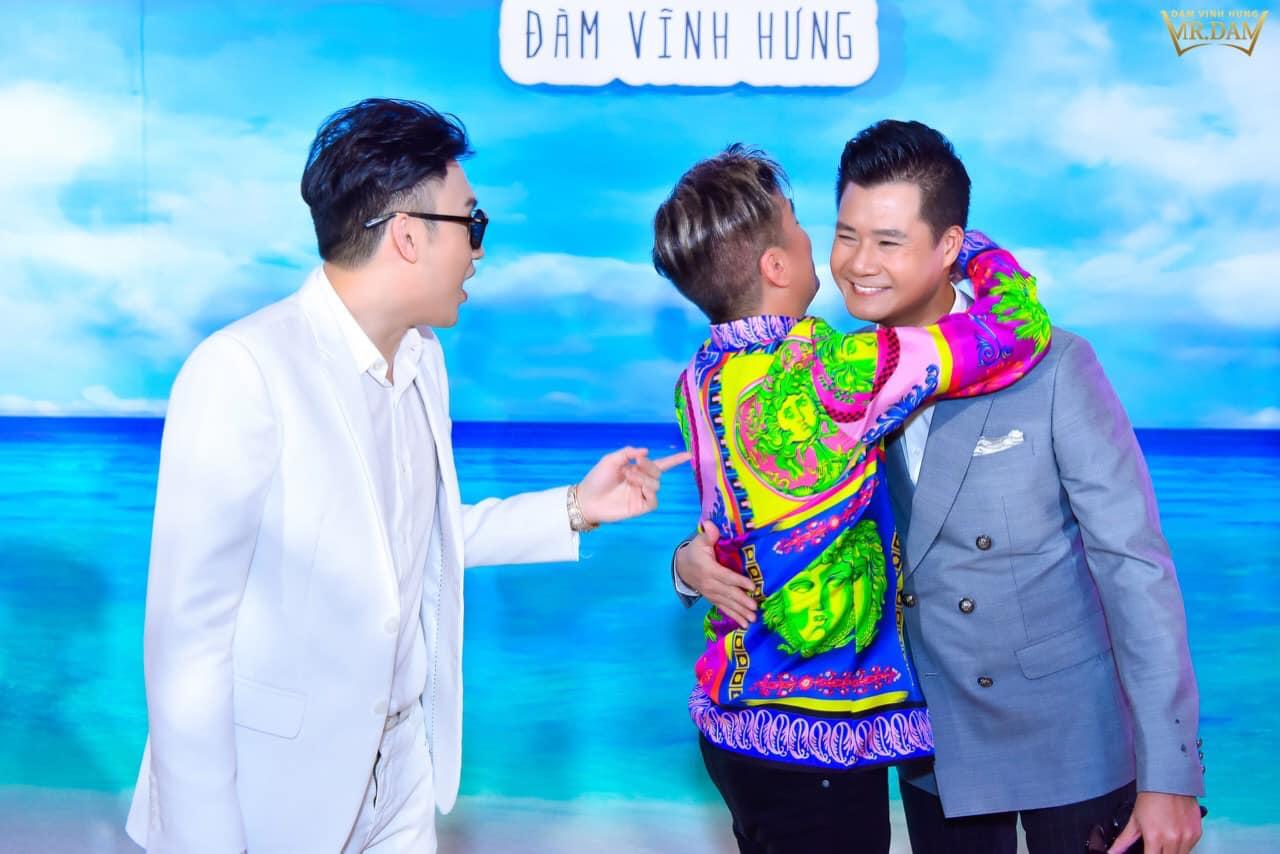 Ngoài Hoài Linh, Đàm Vĩnh Hưng còn muốn báo đáp ân tình hai người đặc biệt khác 2
