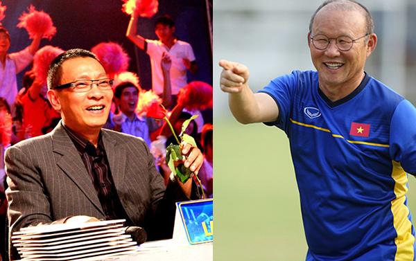 MC Lại Văn Sâm bật mí điều thú vị ở HLV Park Hang Seo trước trận Thái Lan 1