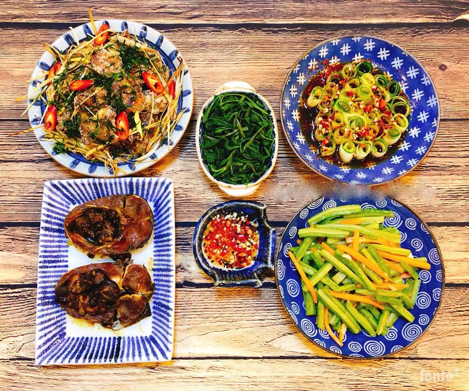 Thực đơn bữa tối một tuần đơn giản, đủ chất giúp bạn không cần suy nghĩ nhiều 2