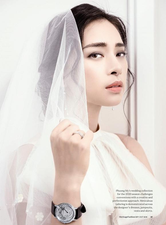 Ngô Thanh Vân làm cô dâu, dân mạng ráo riết tìm danh tính chú rể 1