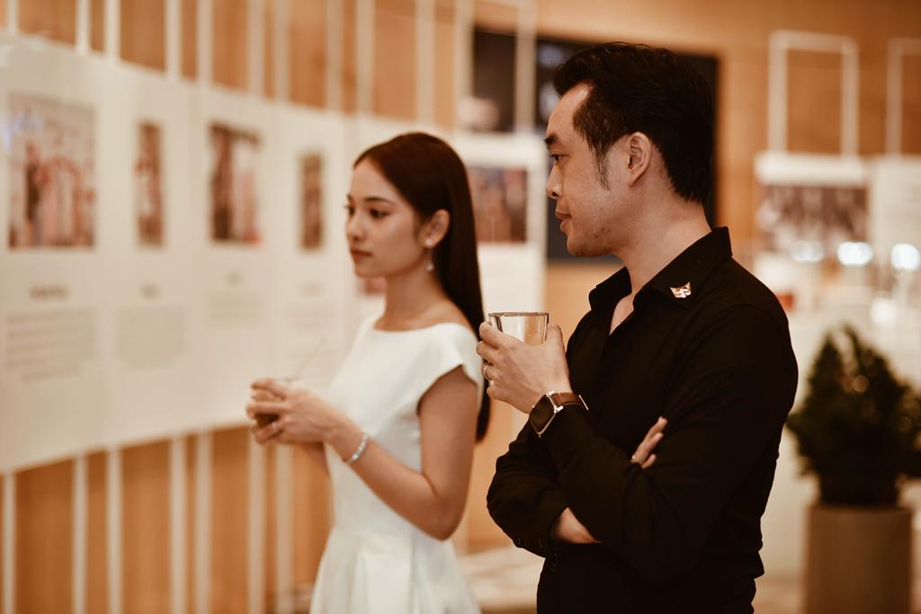 Trang Pháp, vợ chồng Dương Khắc Linh coi nhau như người dưng khi chạm mặt 2