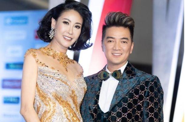 Đàm Vĩnh Hưng ngưỡng mộ nhan sắc Hoa hậu Hà Kiều Anh 3