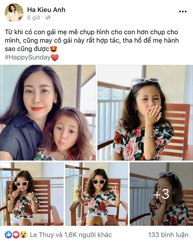 Con gái Hoa hậu Hà Kiều Anh được 'bà trùm hoa hậu' đưa vào 'tầm ngắm' 1
