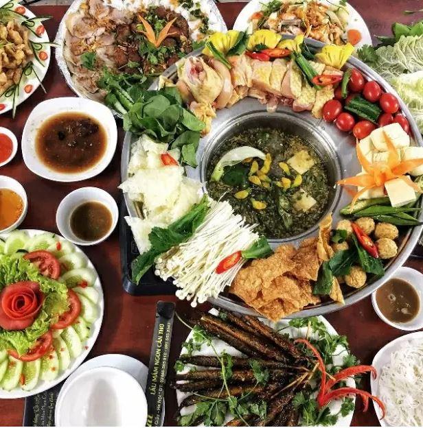Món ăn gì cần tránh trong một đám cưới miền Nam? 3