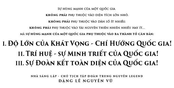 Ông Đặng Lê Nguyên Vũ tiếp tục nhận tin vui từ dự án tỷ đô giữa ồn ào vợ cũ 1