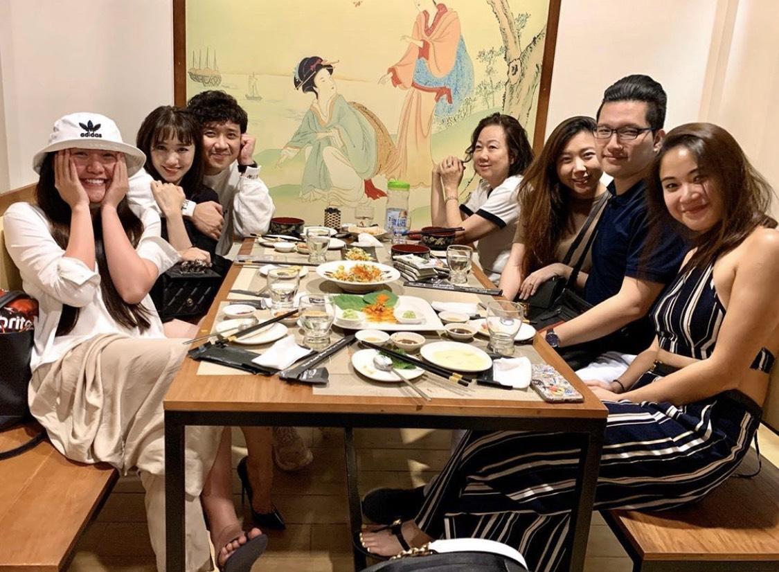 Lộ quan hệ Hari Won với mẹ Trấn Thành qua một bức ảnh sau nghi vấn bất hòa 1