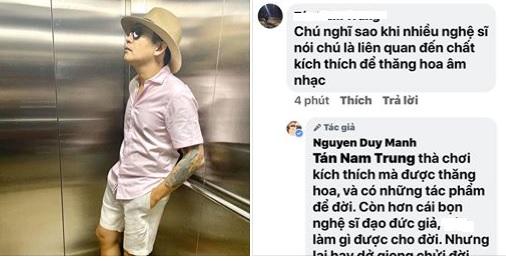 Duy Mạnh phát ngôn gắt về chuyện đạo đức giả hậu xem clip Văn Mai Hương bị bắt quả tang 1