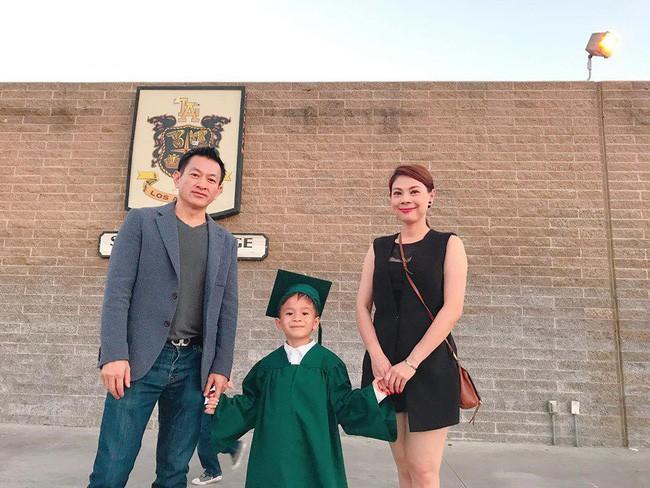 Ngoài Thanh Thảo, con trai Ngô Kiến Huy đã tìm được người bố luôn yêu thương 2