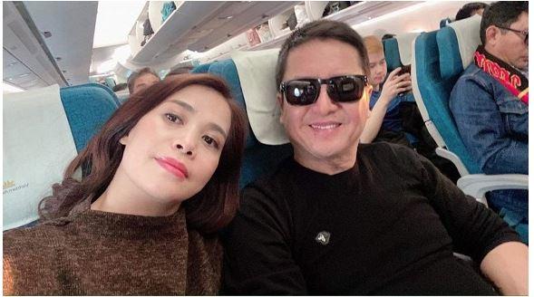 NSƯT Chí Trung bị nghi xóa hết ảnh của vợ cũ sau khi hẹn hò với Á hậu gợi cảm 3