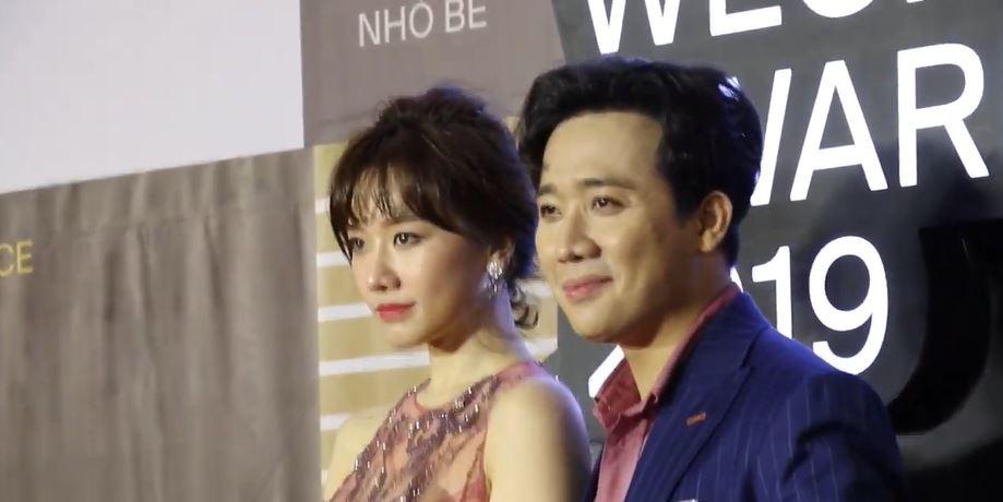 Sánh đôi cùng Hari Won, Trấn Thành gây hoảng hốt với khuôn mặt trắng bạch 3