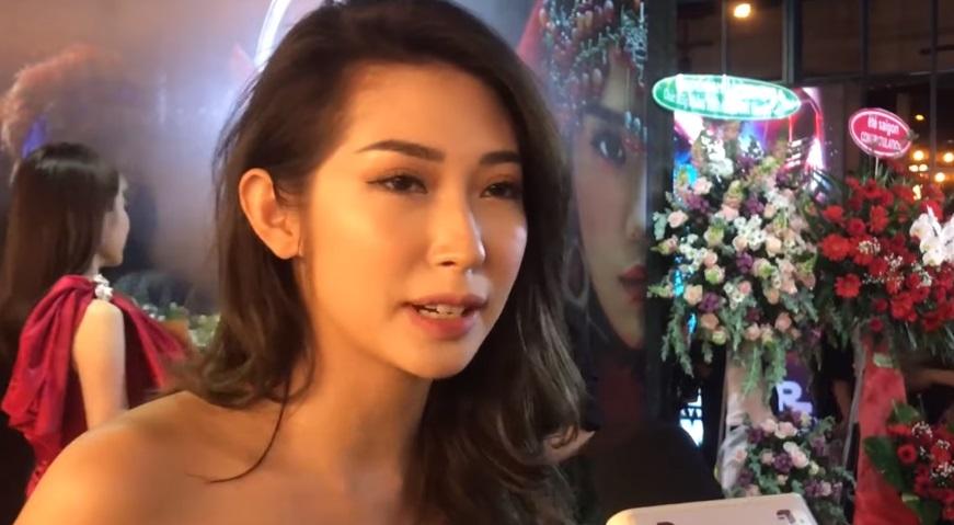 Khổng Tú Quỳnh xúc động nói về chuyện lấy chồng sau chia tay Ngô Kiến Huy 1