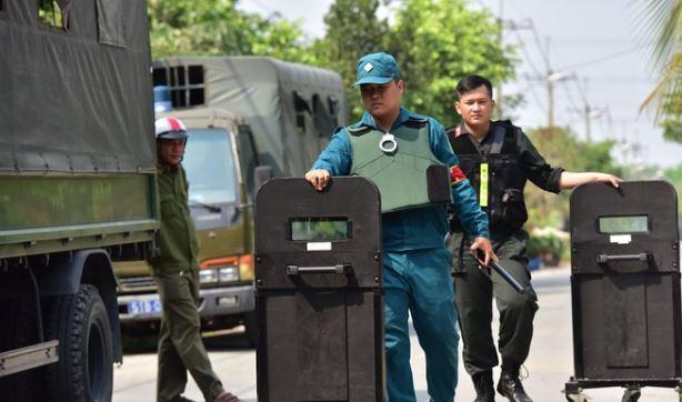 Tin tức pháp luật 24h: Quân đội phối hợp vây ráp nghi can nổ súng bắn chết 5 người Củ Chi 1